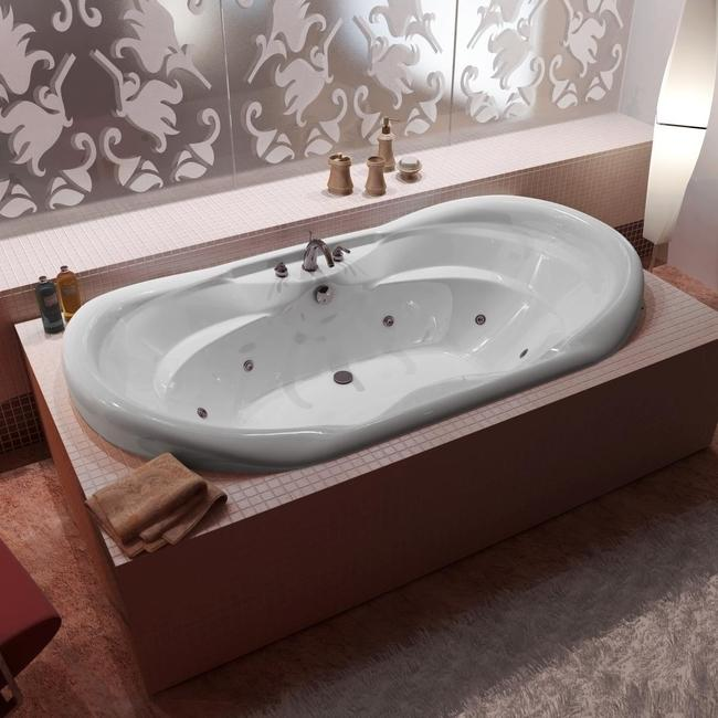 Bathroom Jet Tubs atlantis indulgence whirlool tub, jet tub, jacuzzi tub, spa tub
