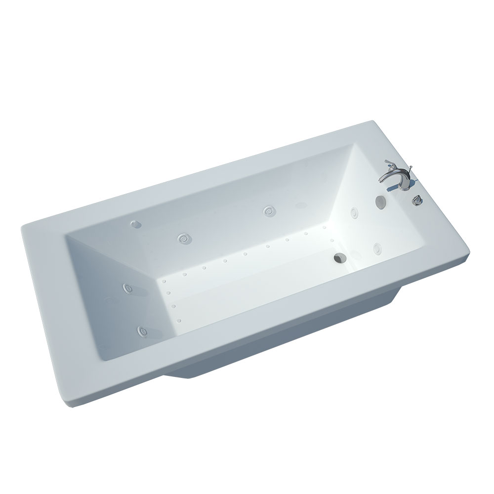 Atlantis venetian 7232 whirlpool tub jetted tub jacuzzi for Whirlpool tubs on sale