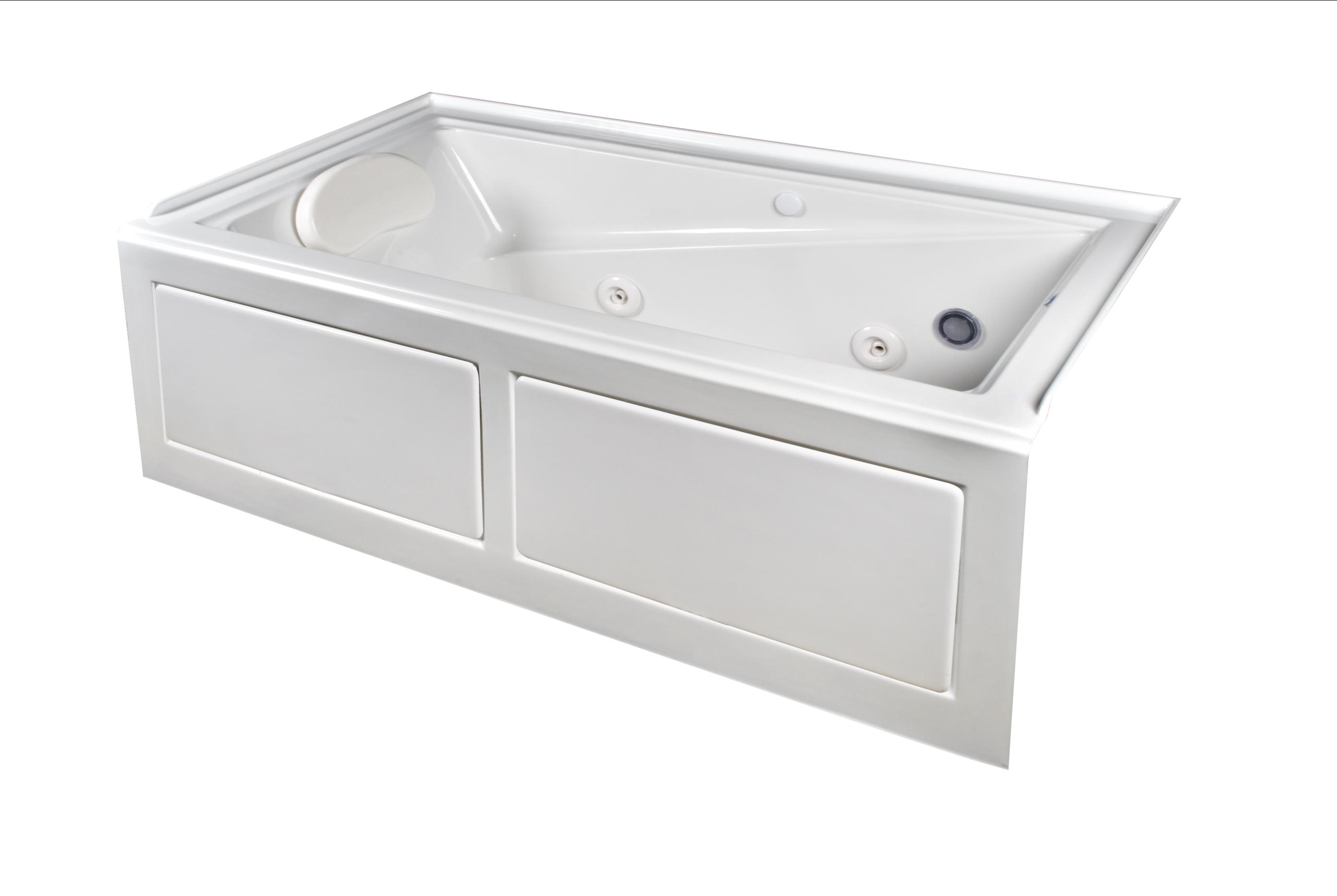 Mansfield Barrett Soaking Tub Whirlpool Tub
